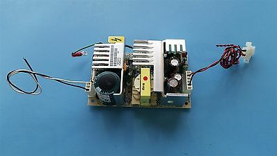 Astec LPS64 Power Supply 15V 5.3A 60W DigiKey # 454-1196-ND Open Framed NEW