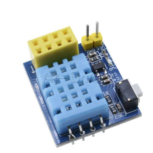 DHT11 Sensor de temperatura y humedad Shiled para ESP8266 ESP-01//ESP-01S