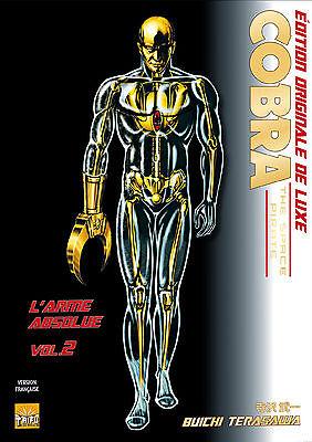 STICKER POSTER MANGA COBRA.SPACE ADVENTURE VOLUME 2.JOHNSON PSYGO-GUN RAYON DELT