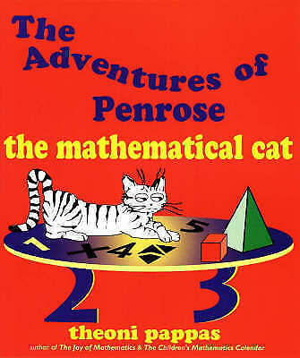 1 of 1 - (Good)-The Adventures of Penrose the Mathematical Cat (Paperback)-Pappas, Theoni