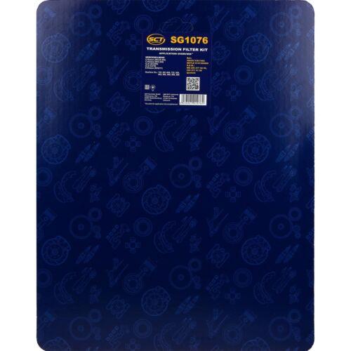 Original SCT Germany Hydraulikfilter für Automatikgetriebe Filter SG 1076