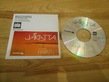 CD POP Jakatta-così Lonely (5) canzone PROMO Ministry of Sound Badabing CB