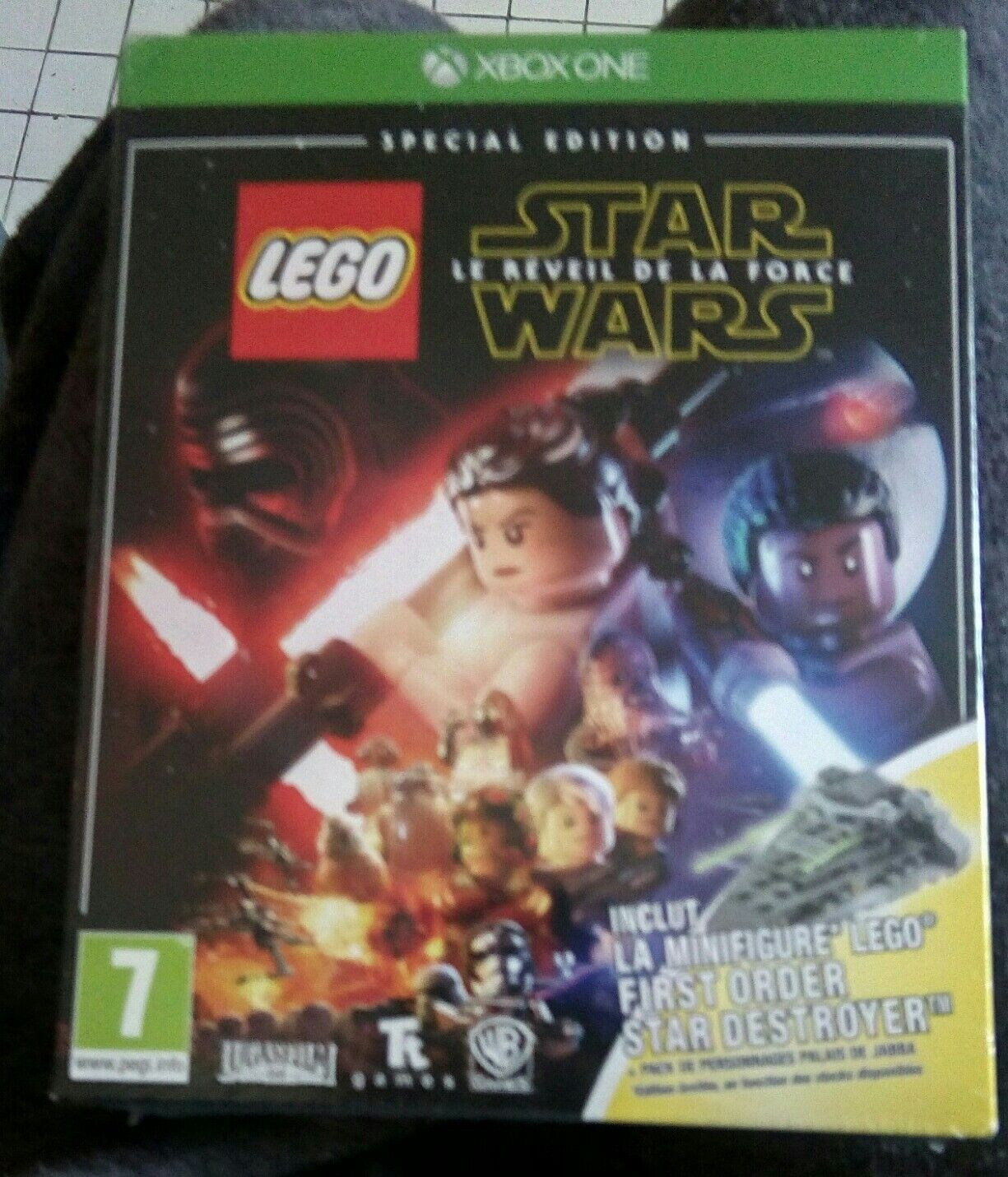 Lego Star Wars Le Reveil De La Force + - Avis StarWars