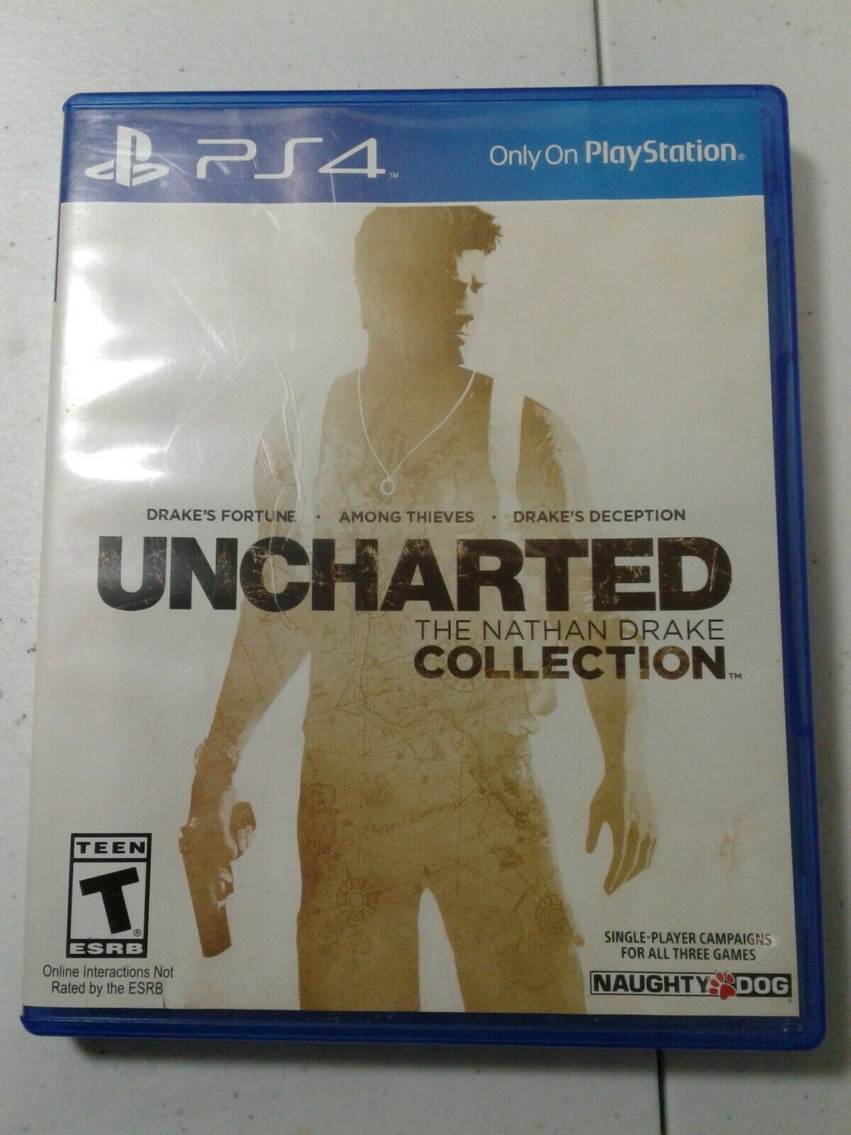 Uncharted The Nathan Drake Collection Ps4 Game 23580 5 For Sale