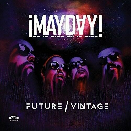 Mayday - Future Vintage [New CD] Explicit