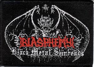 Blasphemy-BMS-Demon-patch-Archgoat-Death-Black-Metal-Deicide-Sarcofago-Vulcano