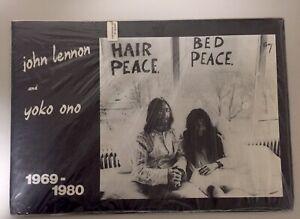 John Lennon Yoko Ono Complete Set Of 15 Lithographs. Original Shrink Wrap!!!