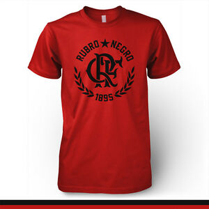 flamengo brasil futbol futebol soccer t shirt camisa clube. Black Bedroom Furniture Sets. Home Design Ideas