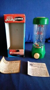 Juego de agua Geyper. Ref 713 Nuevo con la caja original. Años 70/80.
