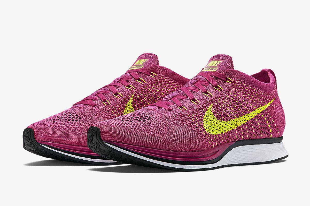 Nike Running Flyknit Racer