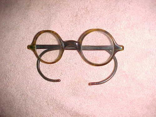 JOHN LENNON STYLE  -  1930-1950  SHURON vintage GL