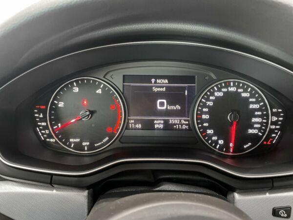 Audi A4 2,0 TDi 190 S-line Avant quattro S-tr. billede 12