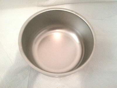 Vollrath Surgical Sponge Bowl Stainless Steel Veterinary Bowl