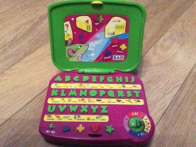 Alfabeto Per Bambini Portatile Gioco Di Apprendimento-mostra Il Titolo Originale