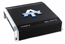 Autotek 1200 Watt 2 Channel Amplifier Car Audio Stereo Class A/B Power Amp