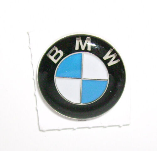 Plakette BMW Motorrad 27 mm Emblem Heckverkleidung 1 Stück