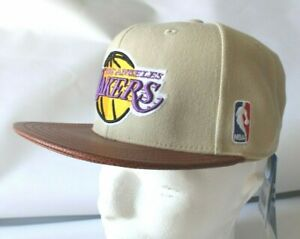 90447036 Adidas LA Lakers NBA Brim Cap NWT Summer Sports Basketball Casual ...