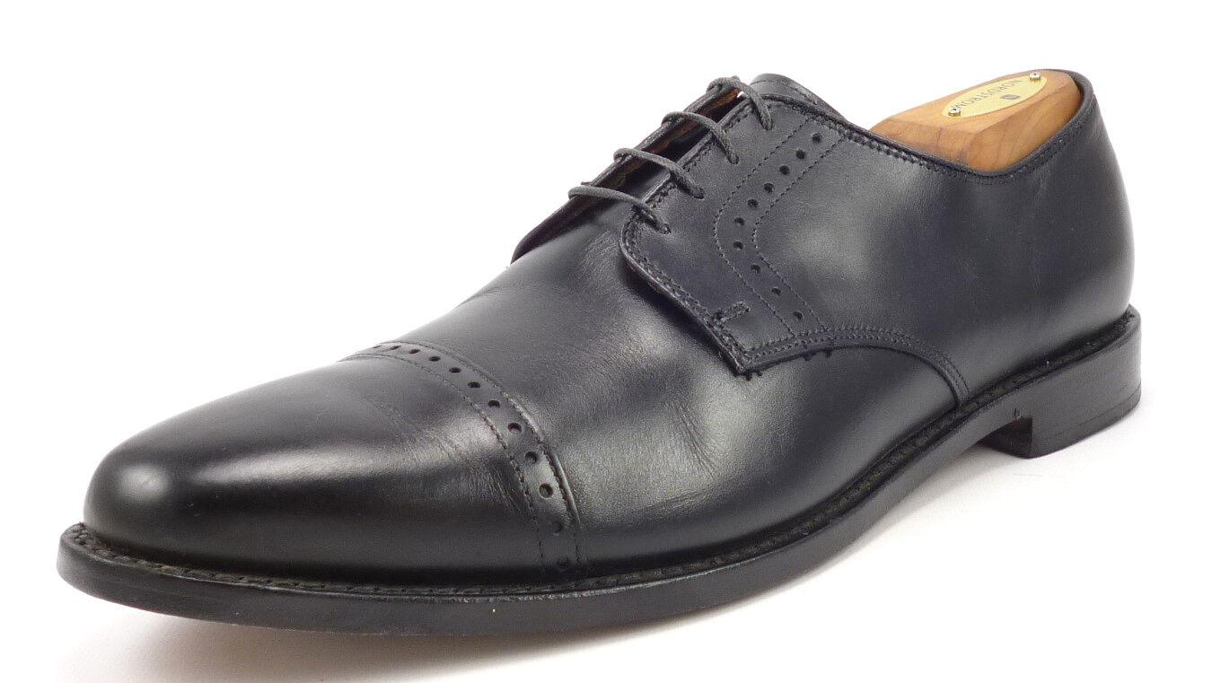 Allen Edmonds Para hombres Zapatos Cuero Clifton Puntera Con Cordones Oxford Negro Talla 11