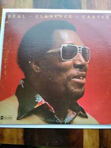 Clarence Carter Real Vinyl LP Near Mint ABC Records 1974 USA Pressing SOUL