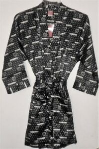 d0cc4f2998 Image is loading OAKLAND-RAIDERS-WOMENS-BATHROBE-LINGERIE-S-M
