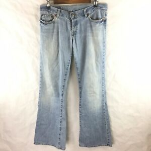 Lucky-Brand-Womens-Jeans-Size-10-30-Bootcut-Some-wear