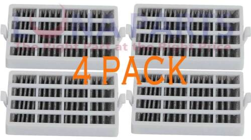 4-Pack Fresh Flow Comparable Refrigerator Air Filter for Whirlpool W10311524