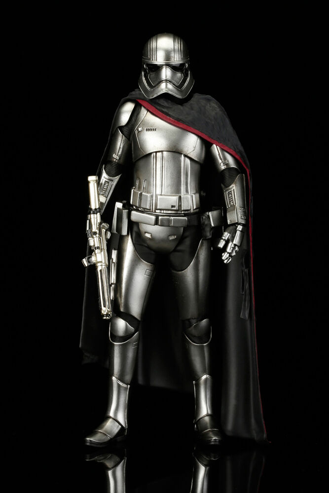 Star Wars VII The Force Awakens Captain Phasma Artfx 1/10 PVC Statue KOTOBUKIYA