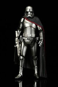 Star Wars Vii Le Force Awakens Capitaine Phasma Artfx Statue en Pvc au 1/10 de Kotobukiya