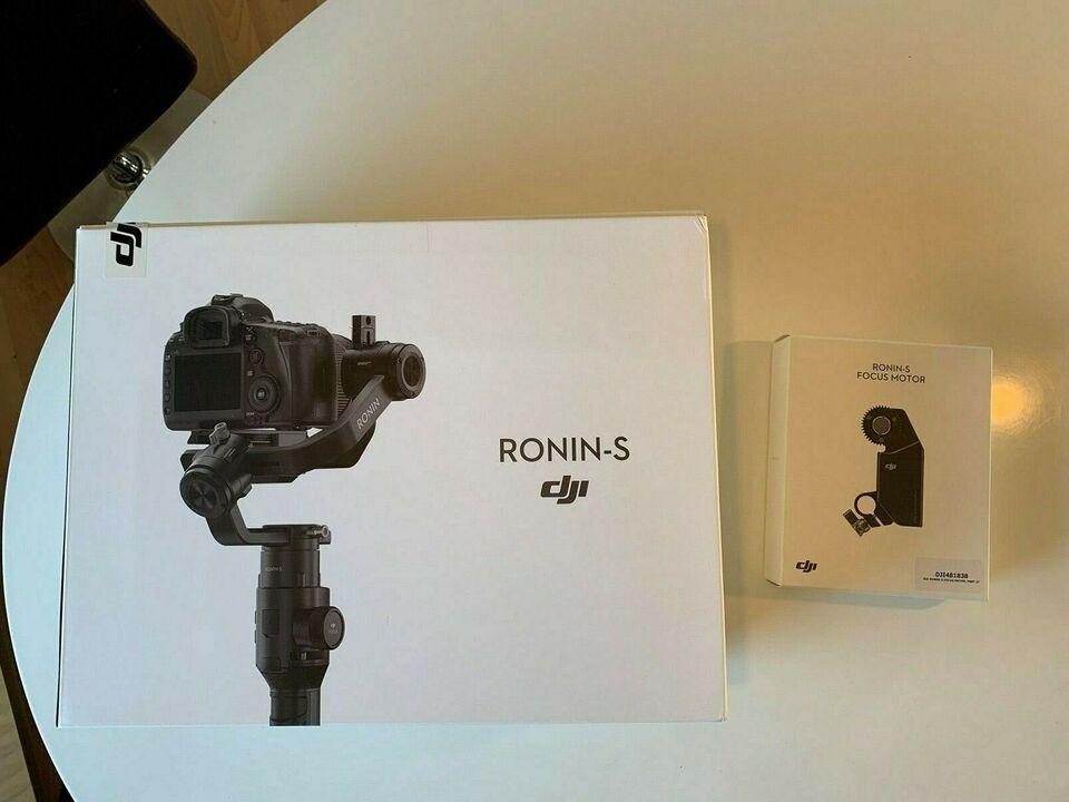 Kamerastabilisator , DJI, Ronin-S