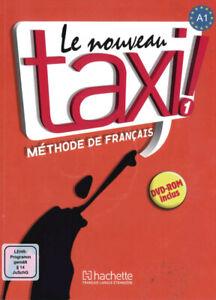 Le nouveau TAXI! 01. livre de l 'élève + DVD-ROM ~ Robert me... 9783191233846