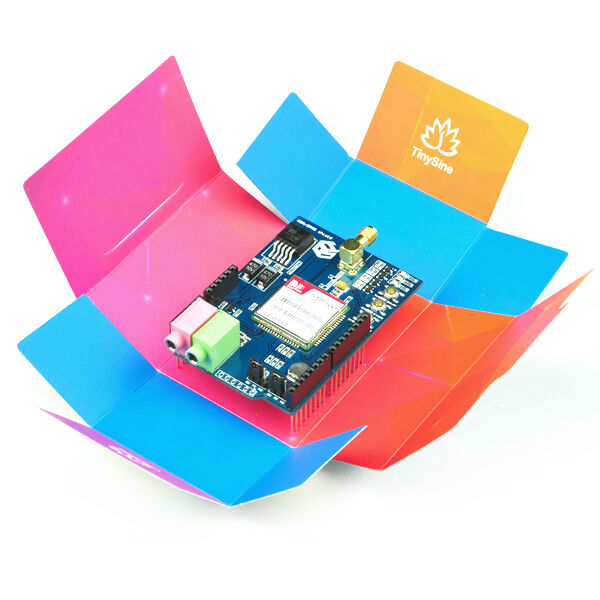 GSM/GPRS Shield for Arduino With Antenna