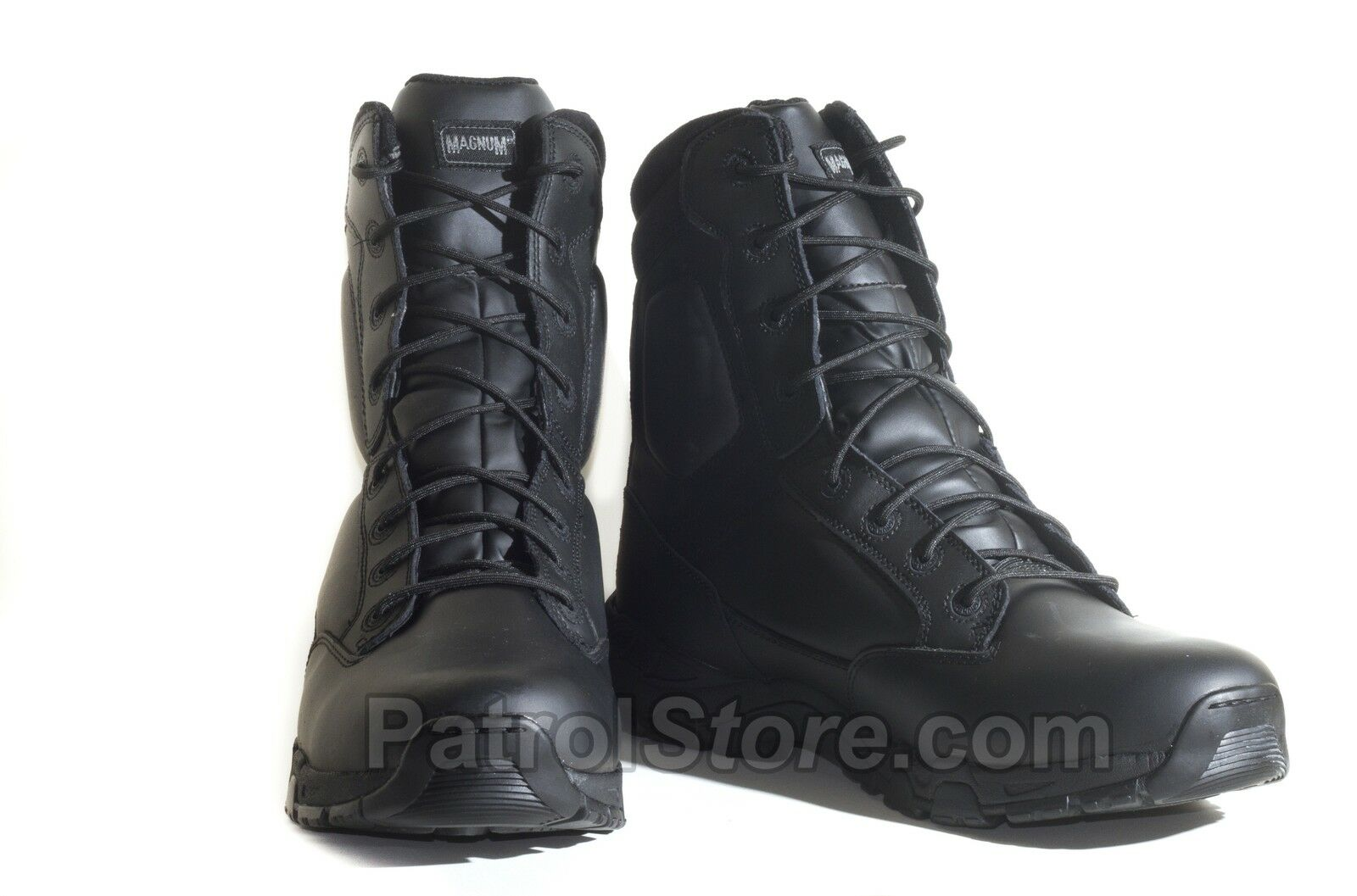 Magnum Viper Pro Waterproof All Leder Boot Police Cadet Military Security
