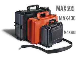 Werkzeugkoffer & Lagersysteme Angelkoffer & -boxen Frank Ip65 Wasserdichter Koffer Kunststoff Outdoor Gopro Koffercase Case Kamera Schutz
