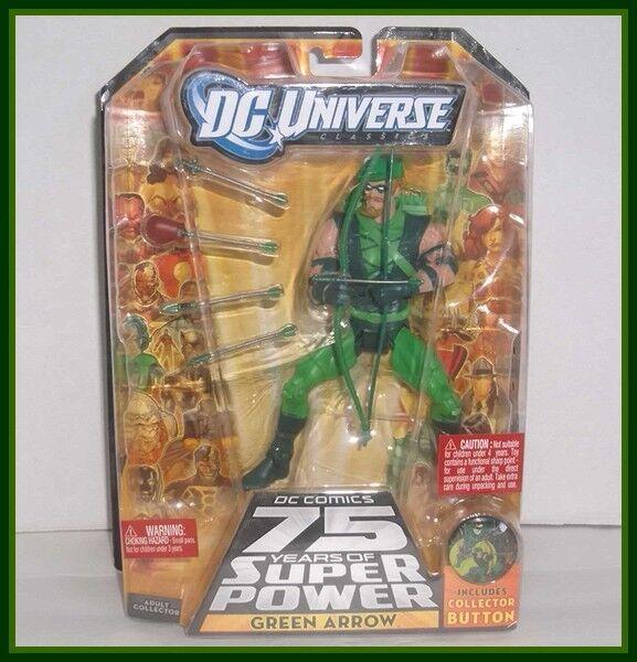Dc - universum - klassiker - 75 jahren all - star - - Grün arrow - moc - flash - batman