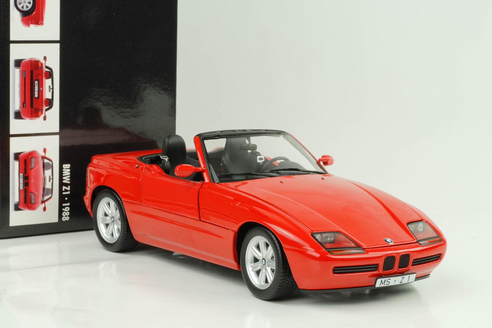 supporto al dettaglio all'ingrosso 1 18 z1 BMW stradaSTER ROSSO 1 18 18 18 Diecast Minichamps Nuovo Limited  servizio di prima classe