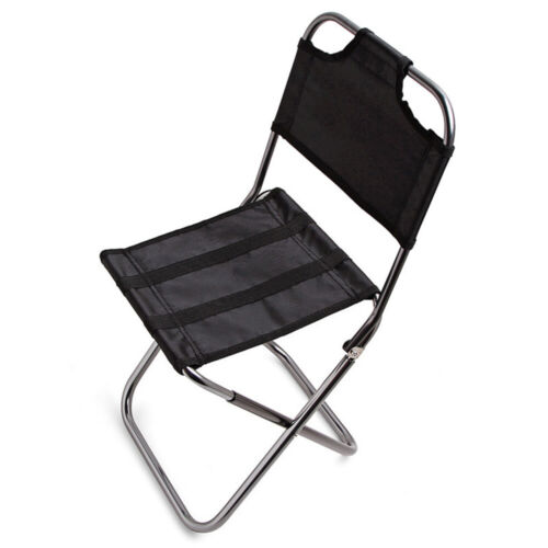Outdoor Portable Lightweight Folding Camping Chair Backpacking Hiking Picnic+Bag