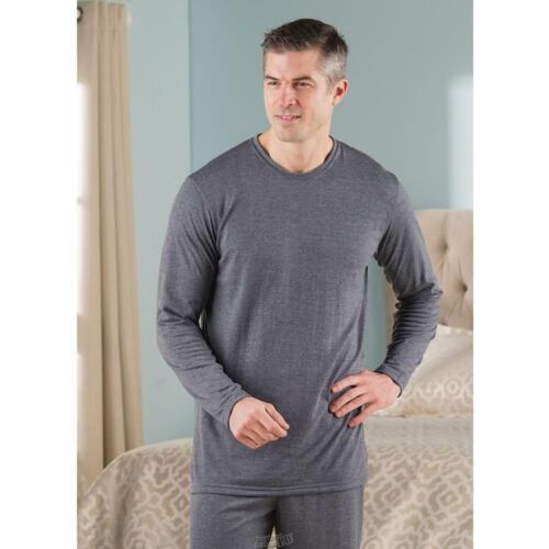 Men/'s Sleep Enhancing Pajama Shirt Size XL therapeutic infrared light Recover Me