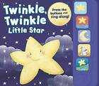 5 Button Sound - Twinkle, Twinkle by Parragon (Board book, 2011)