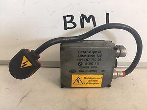 Xenon-Frontscheinwerfer-Vorschaltgeraet-Modul-8387114-BMW-E39-525i-528i-530i-99