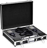 Akg C214 Stereo Set Pro Studio Condenser Microphone. U.s. Authorized Dealer