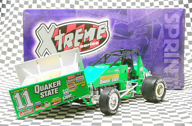 Steve KINSER Quaker State 1999 Sprint Voiture Extrême