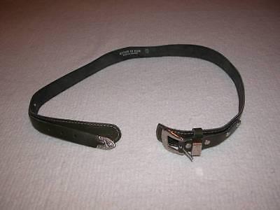 Cintura Color Verde Militare Per Ragazzina. Cronte De C