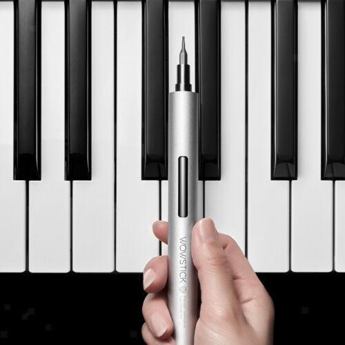 Mini Elektroschrauber Wiederaufladbare Stift Typ Akkuschrauber Batterie /&18 Bits