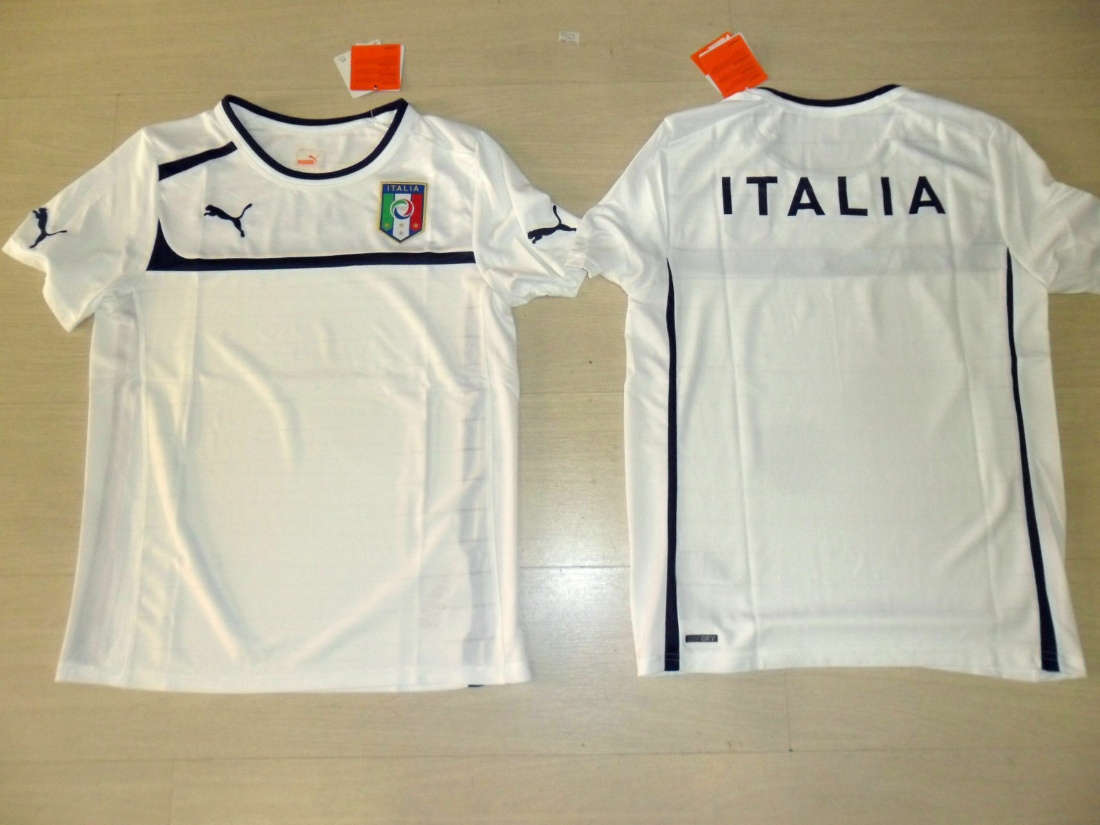 10193 ITALIEN PUMA TRIKOT TRAINING KIND T-SHIRT JUNIOR JUNIOR JUNIOR TRAINING TRIKOT 6d9382