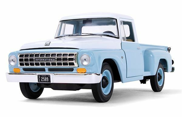 FIRST GEAR 1 25 SCALE 1963 INTERNATIONAL C1100 PICKUP MODEL   BN   40-0421