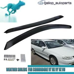 Wind-Window-Visor-Weather-Shields-for-Holden-Commodore-ACCLAIM-VT-VZ-SEDAN