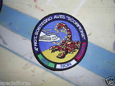 PATCH 4° RGT. SOSTEGNO AVES SCORPIONE TIPO 2