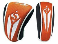 Orlimar Zx Golf Club Iron Head Covers Neoprene 4 Iron Thru Sw Fits All Brands