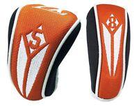 Orlimar Zx Golf Club Iron Head Covers Neoprene 4 Iron Thru Sw Fits All Brands