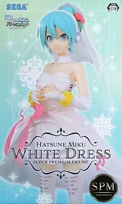 Hatsune Miku White Dress